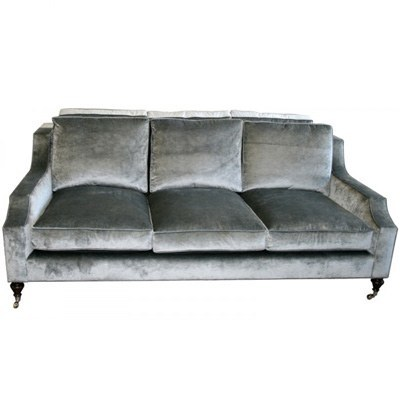 Double Sided Sofa aristocrat double sided sofa - windsor smith home