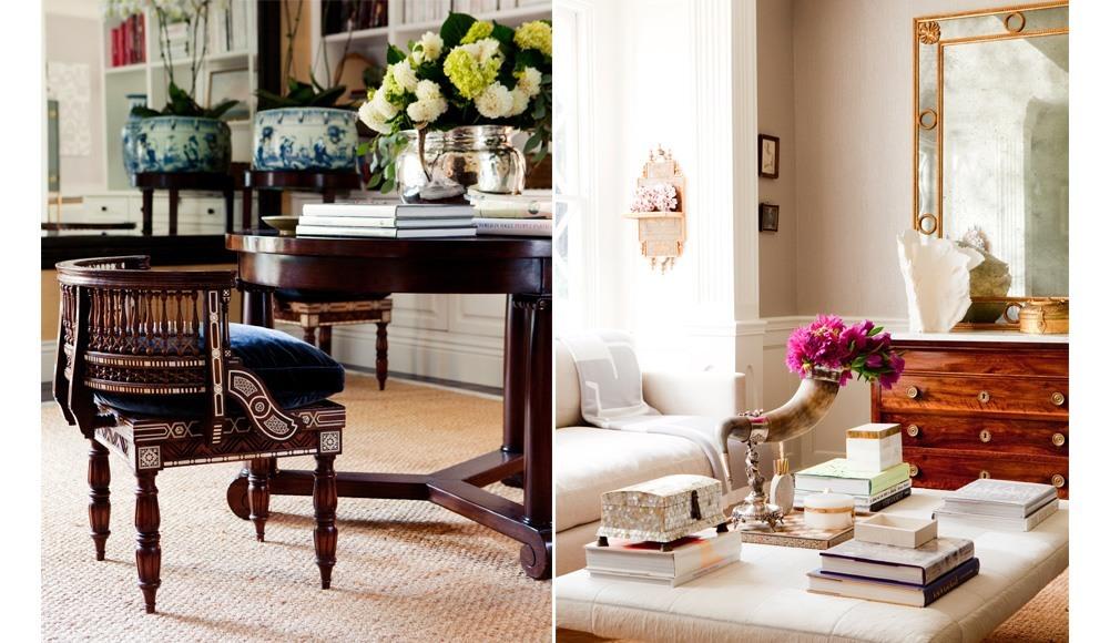 Eclectic Boheme Interior Design Windsor Smith Home