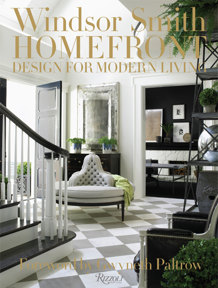 Windsor Smith Home interior design bookwindsor smith, homefront